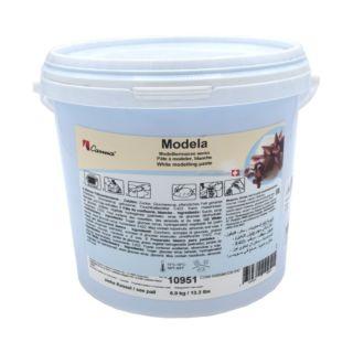 Modela, Modelling White Paste, 6kg