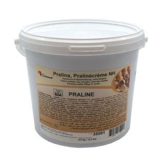 Pralina, Hazelnut Filling, Firm, 6kg