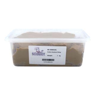 Pralina, Hazelnut Filling, Firm, 1kg