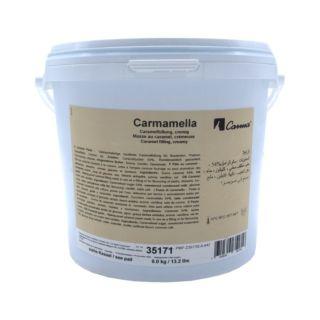 Carmamella, Caramel Filling Paste, 6kg