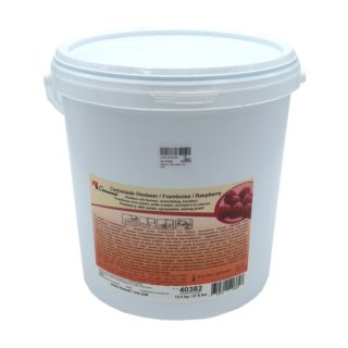 Raspberry Marmelade, with Seeds, 12.5kg