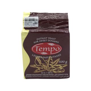 Tempo Yeast, Instant Dry Yeast For Sweet Dough, 500g