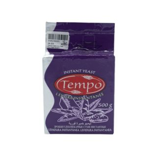Tempo Yeast, Instant Dry Yeast For Bread Dough, 500g
