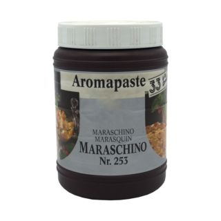 Flavour Paste, Maraschino, Natural Flavour, 1kg