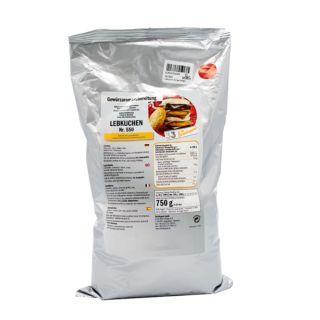 Ginger Bread Spice, 750g