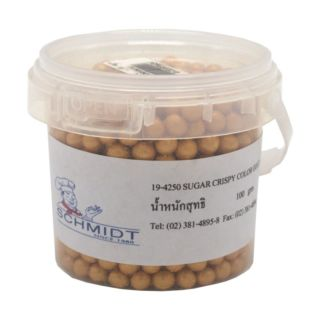 Sugar Crispy, Gold, 100g