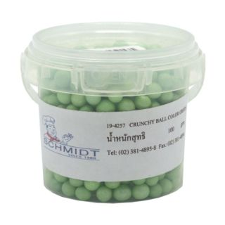 Sugar Crispy, Green, 100g