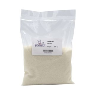 Citric Acid, 500g