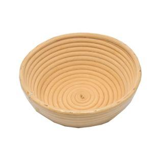 Bread Proofing Basket, Rattan, Round, 500g, 19cm