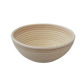 Bread Proofing Basket, Rattan, Round, 1kg, 22cm