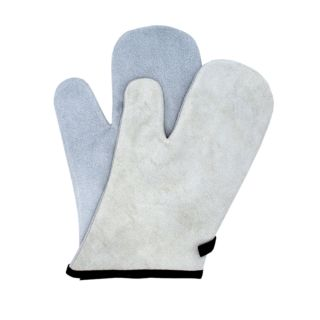 Baking Gloves, Split Leater, 30x17cm