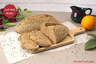 ชุดโซวิทัลมิกซ์, 100% , ได้ขนมปัง 2 ก้อน