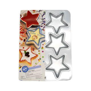 Mini Star Pan, 6 Cavs