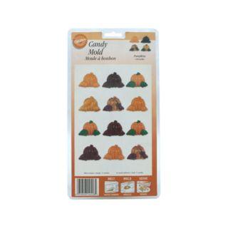 Candy Mould, Pumpkin, 8 cav