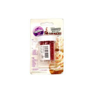Cake Sprinkles, Red, 7.1 g