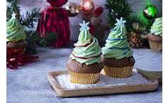 Golden Muffin Mix - Apple & Cinnamon Cupcake