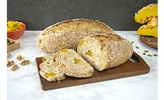 French Village - Pumpkin and Walnut Bread