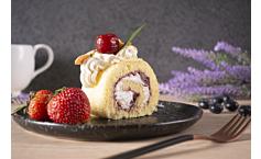 สปองจ์เค้กมิกซ์ แบบกลูเตนฟรี- สวิสโรล