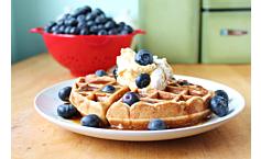 Gluten Free Muffin Mix - Waffles