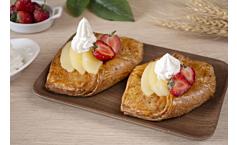 Spelt Natur - Danish Pastry