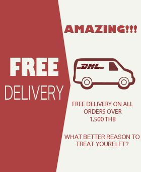 DHL Free Delivery