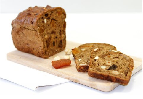 Multi Malt Fruit Bread